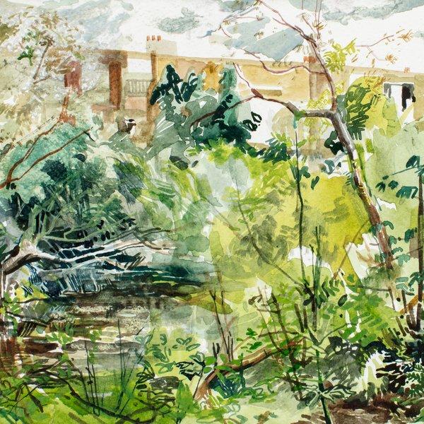 Landscape for Hiding