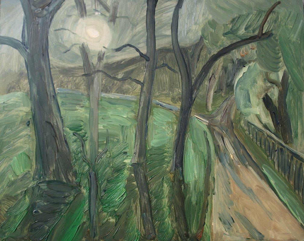 Landscape<span>Copyright Henry Gibbons Guy</span>