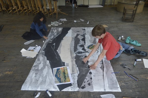 Young Artists Holiday Course 1