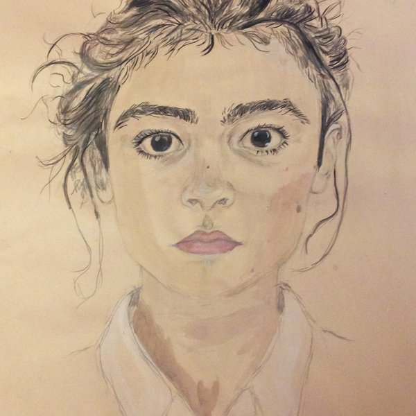 Lila Cusset, aged 14, V&A Museum of Childhood Drawing Club