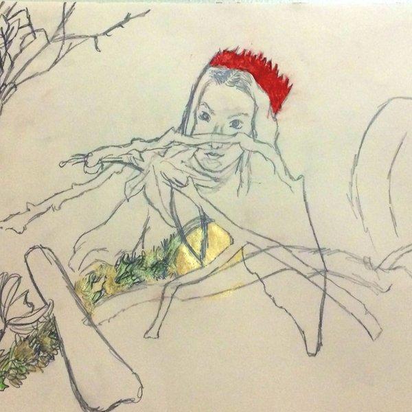 Mabli Elliman, aged 11, V&A Museum of Childhood