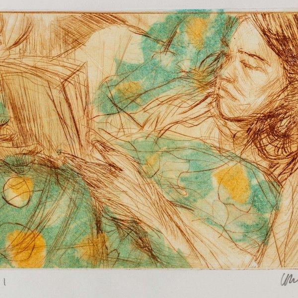 Hannah reading, Croydon
