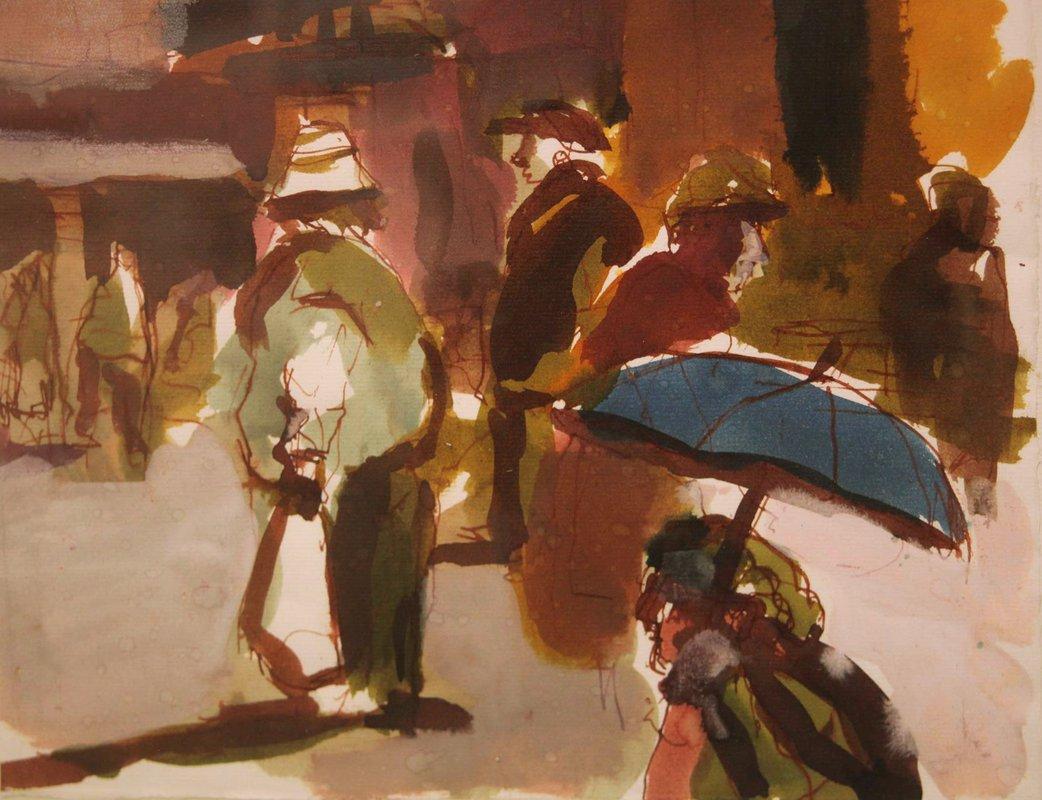 Mahane Yehuda Market by Asya Lukin<span>Copyright Asya Larkin</span>