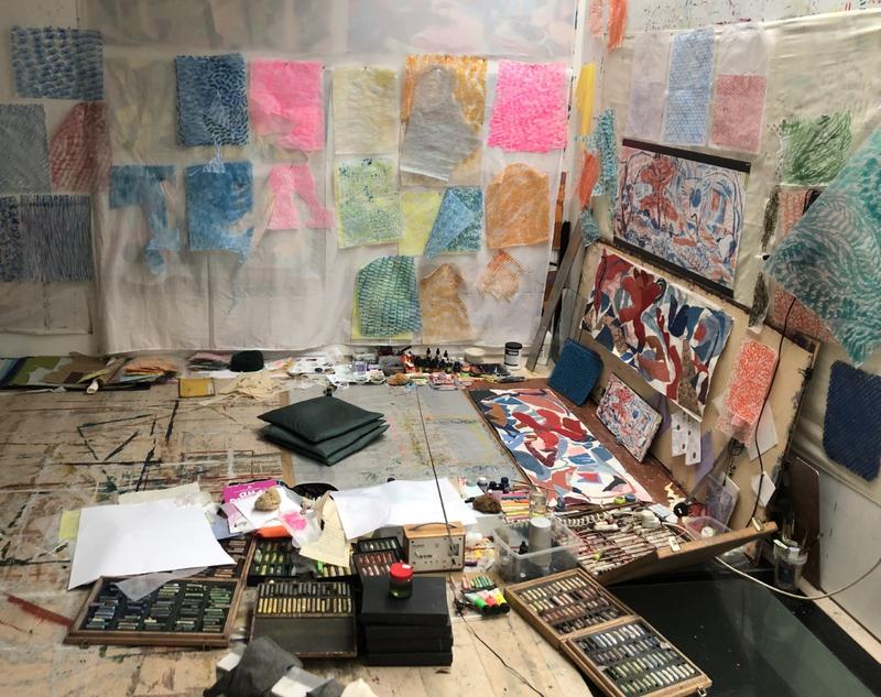 Mark Cazalet studio 1