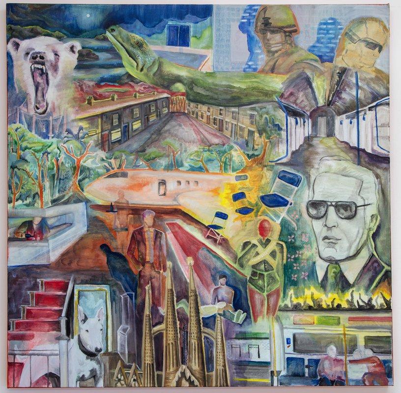 The Foundation Year 2018-19 Exhibition<span>Mollie Thompson</span>