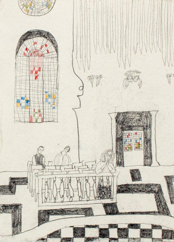 St Mary-le-Bow Church I<span>Copyright Nancy Haslam-Chance</span>
