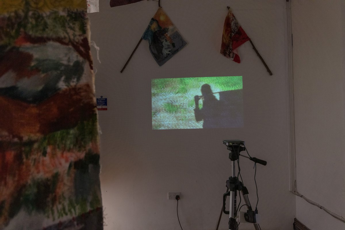 The Foundation Year 2018-19 Exhibition<span>Copyright Nancy Pilkington</span>