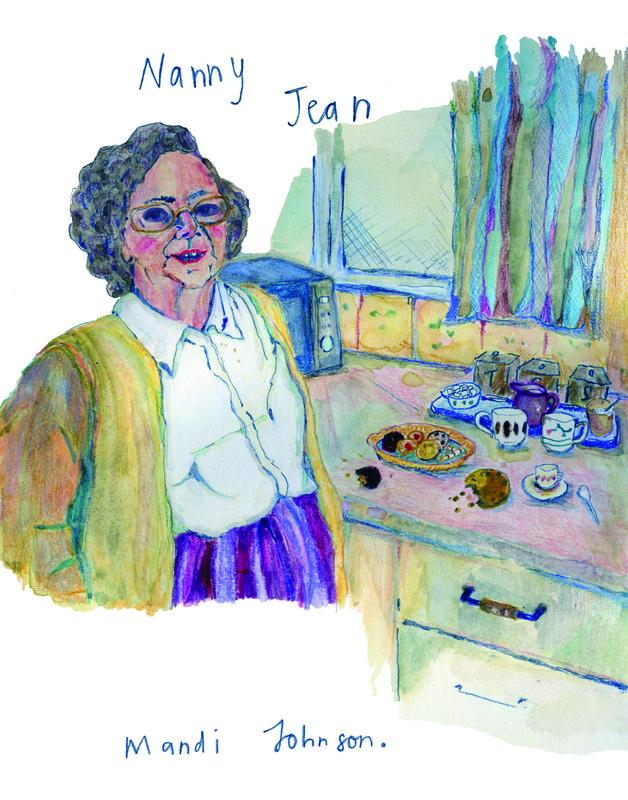 Nanny Jean by Amanda Johnson<span>Copyright Amanda Johnson</span>