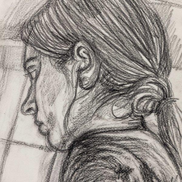 Self Portrait, June 2020