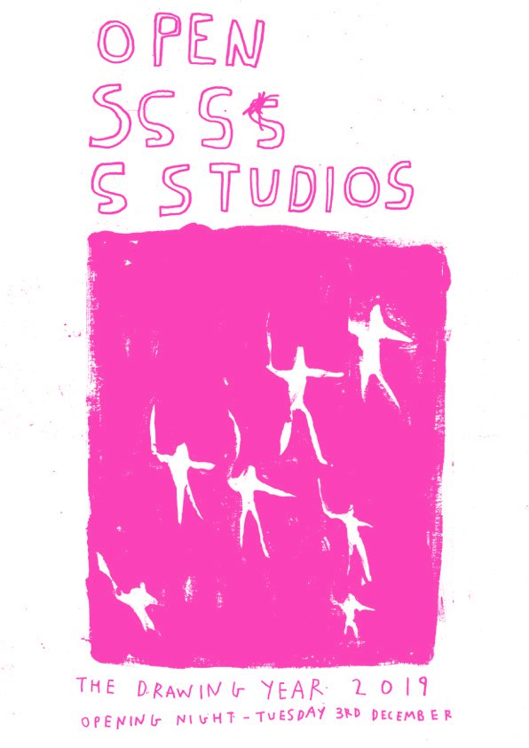 The Drawing Year 2019: Open Studios