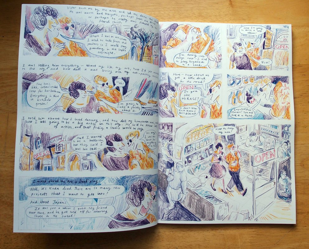 Pages from the book 'Her Bark, Her Bite'<span>Copyright James Albon</span>