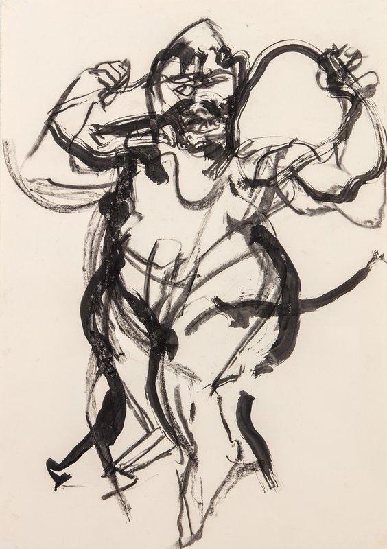 Muscley Man<span>Copyright Phoebe Barnicoat</span>