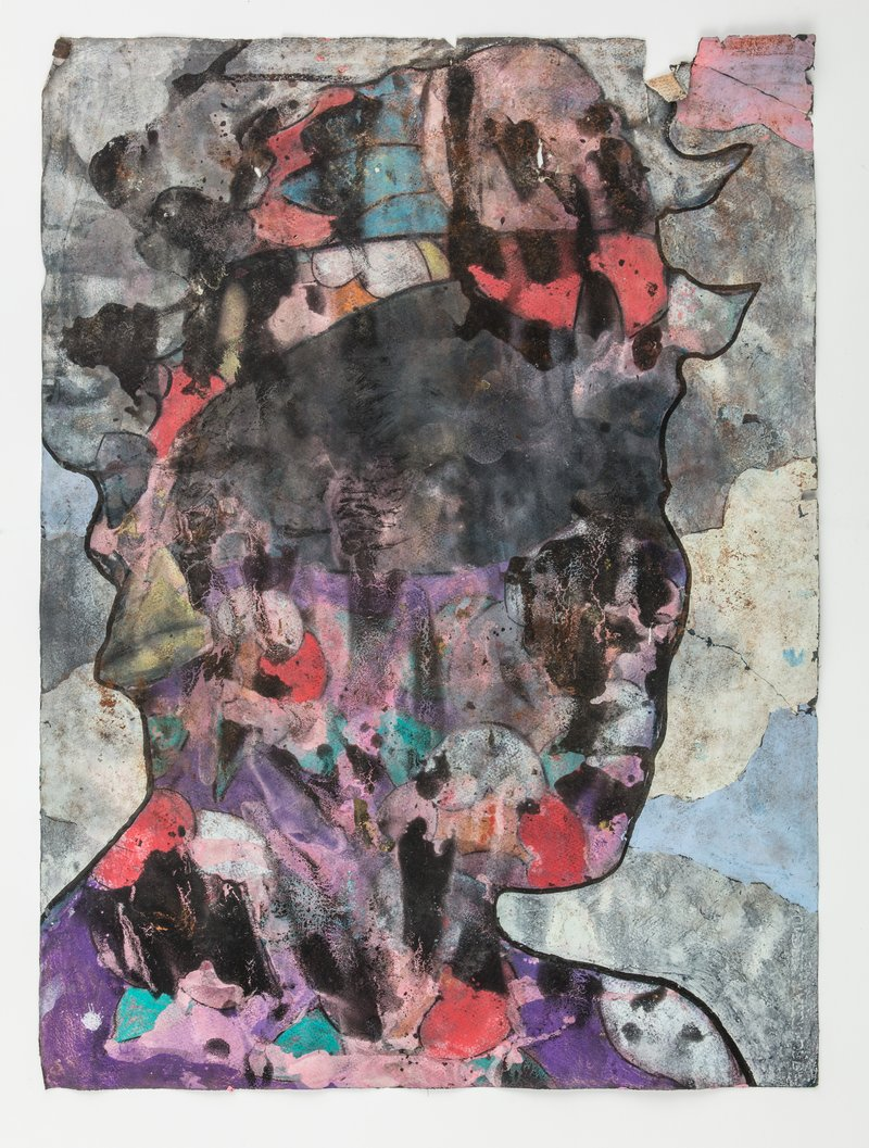 Photochrome, Charcoal, ink and water on paper, 55.5x75cm .jpg
