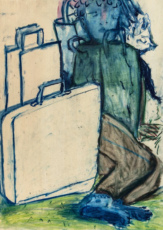 Leaving home, 6 (Part of a series)<span>Copyright Francisca Pinto</span>