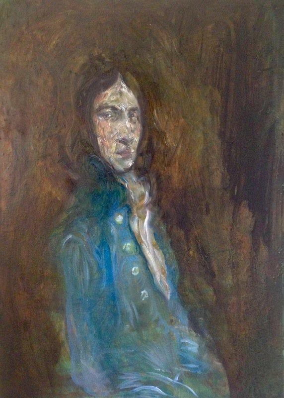 Portrait of Him on the Cusp<span>Copyright Hannah Murgatroyd</span>