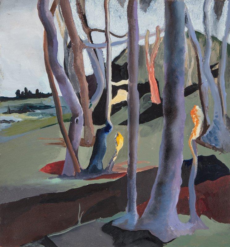 the edge of the wood<span>Copyright Raphael Barratt</span>