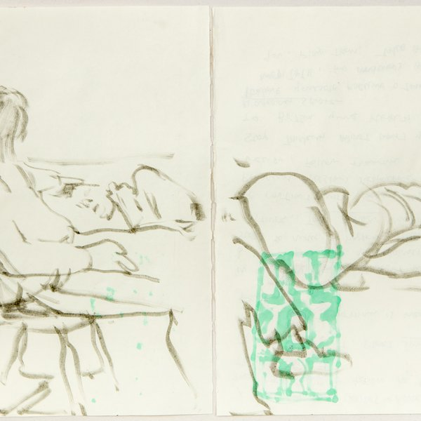 Life Drawing 3/19