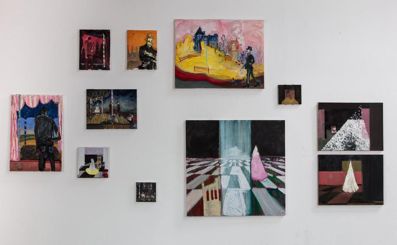 The Foundation Year 2018-19 Exhibition<span>Rowan Bazley</span>