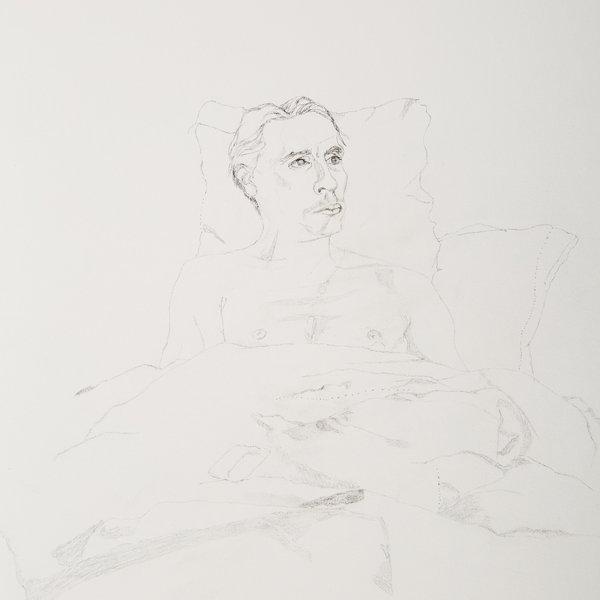 Boy in Bed 1