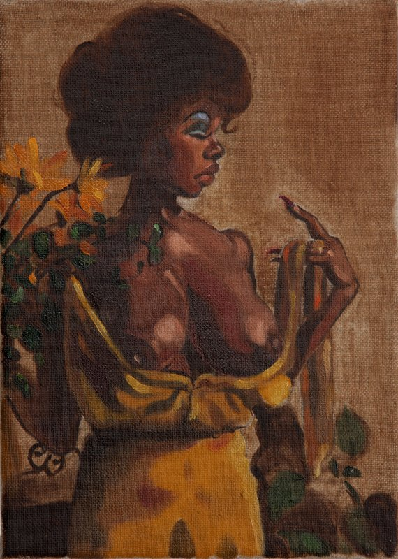 Petworth Beauty (Abigail)<span>Copyright Somaya Critchlow</span>