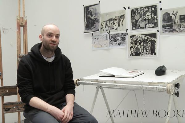 Matthew Booker video