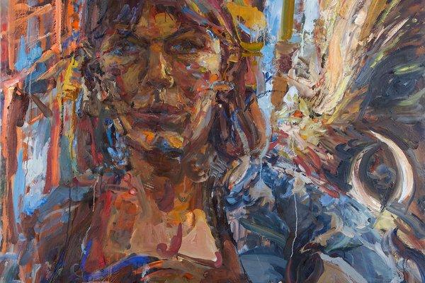 Self-Portrait, The Artist