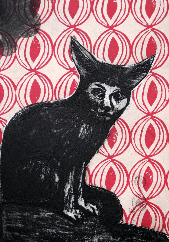 Self-Portrait as a Fennec Fox<span>Copyright Sam Marshall</span>