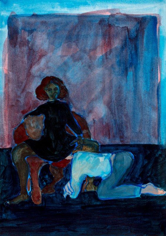 Blue Room<span>Copyright Somaya Critchlow</span>