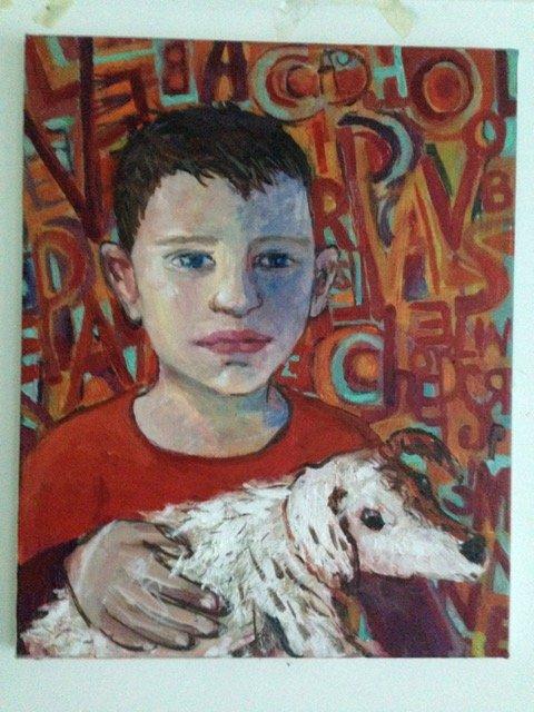 Portrait of Pavel<span>Copyright Sophie Herxheimer</span>