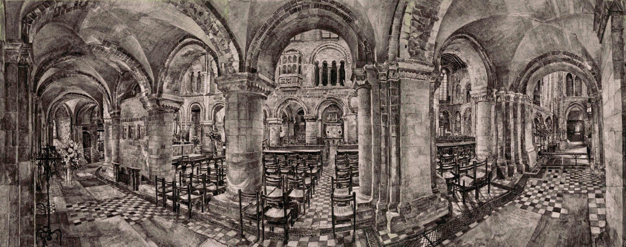 St Bartholomew-the-Great<span>Copyright Chris Green</span>