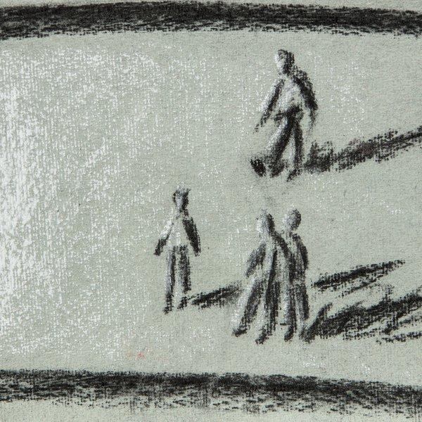 Small Procession