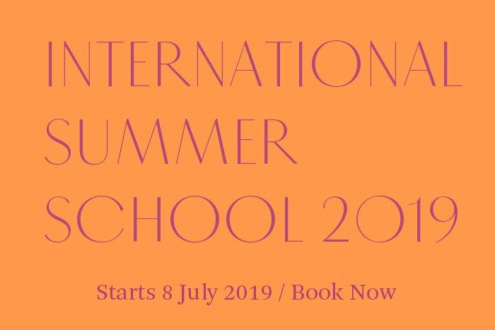 Summer School 2019