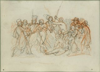 Lecture by Sarah Jaffray - Drawing Art History | The Royal Drawing School