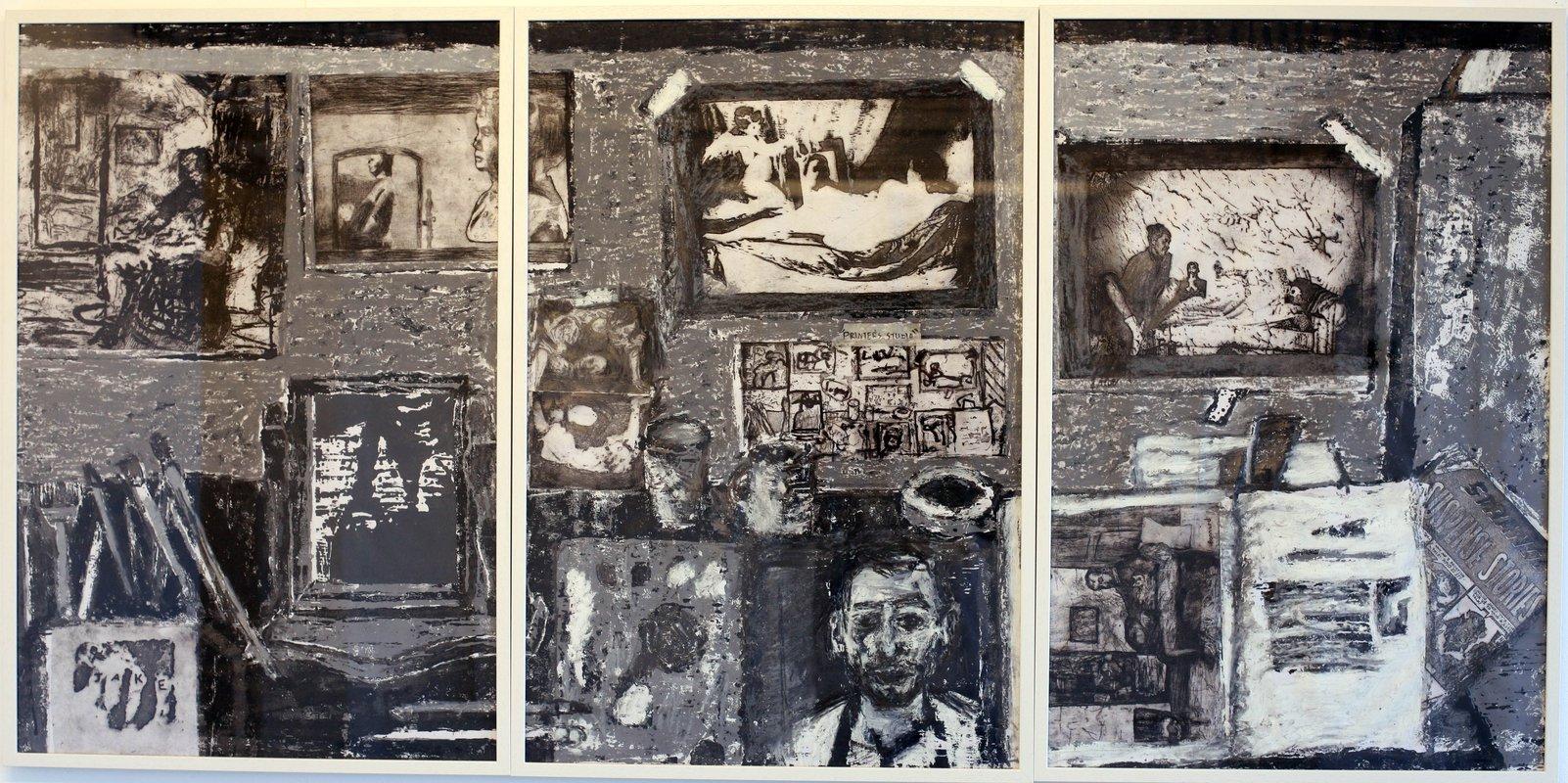 The Printer's Studio<span>Copyright Jake Garfield</span>