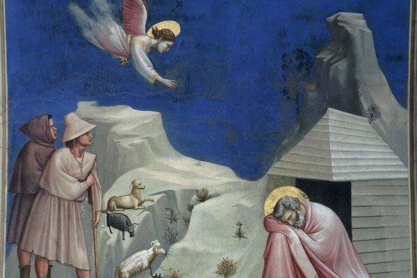 TJ Clark - Describing Giotto's Dream of Joachim