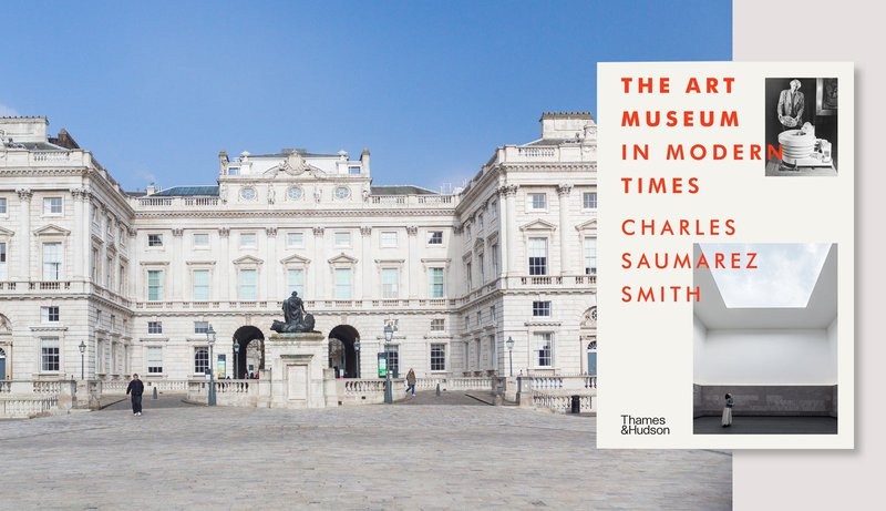 The Art Museum in Modern Times / Courthald / Charles Saumarez Smith in conversation with Deborah Swallows