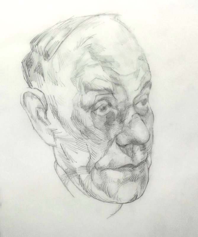 The Artist's Father<span>Copyright Mark Hanson</span>