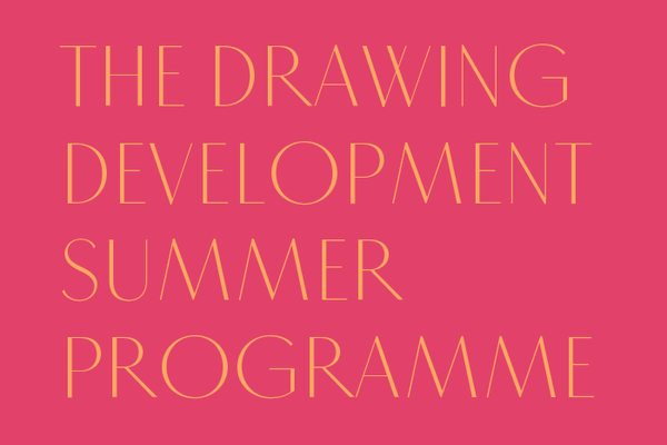 The Drawing Development Summer Programme
