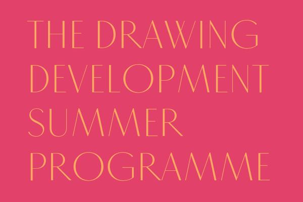 The Drawing Development Summer Programme