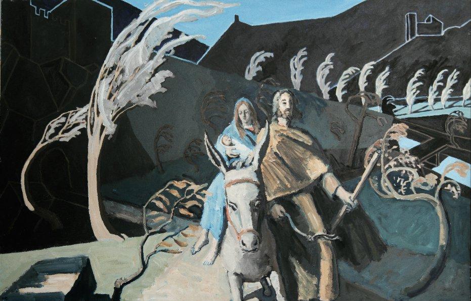 The Flight into Egypt<span>Copyright Francis Hoyland</span>