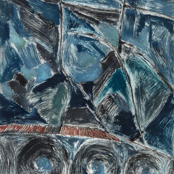 Deserted Blue