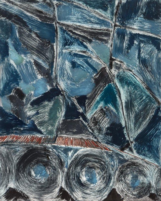 Deserted Blue<span>Copyright Gemma Thompson</span>