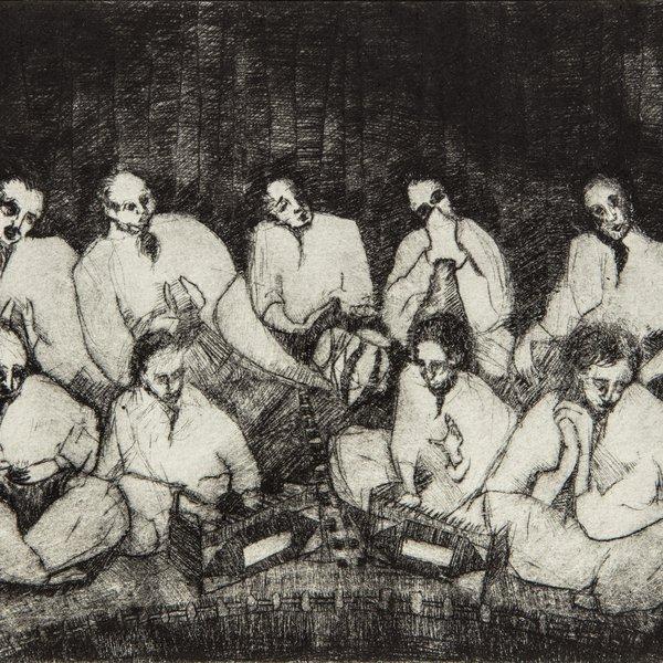 Qawwali Singers