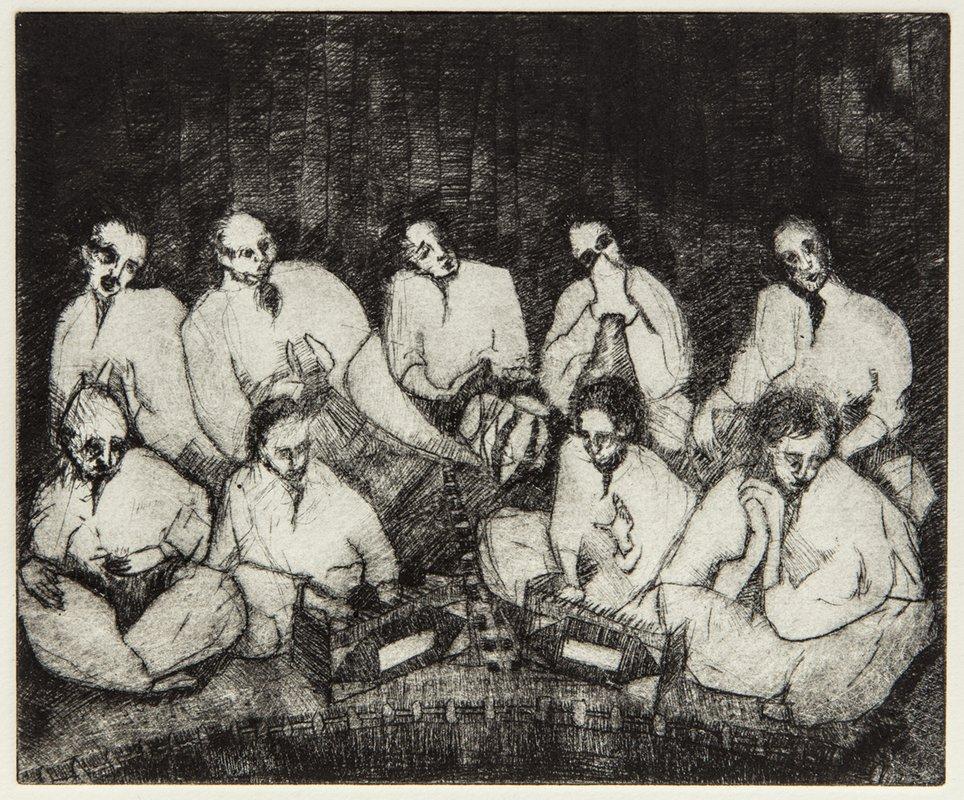 Qawwali Singers<span>Copyright Gemma Thompson</span>