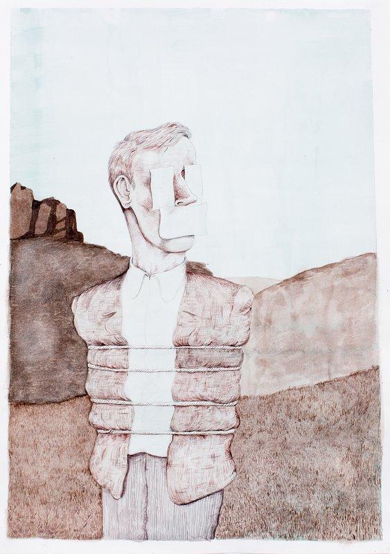 Alec on Ilkley Moor<span>Copyright Liam Walker </span>