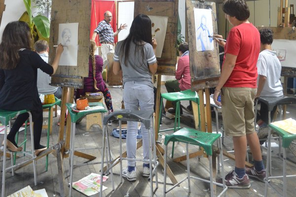 Young Artists Holiday Course 3