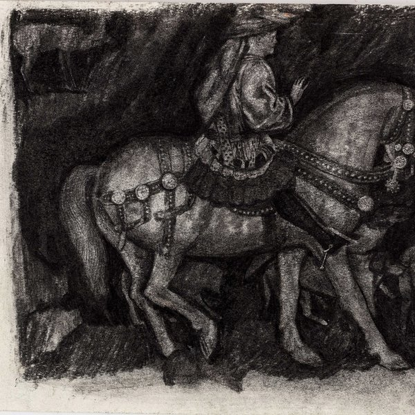 A Study of The Vision of Saint Eustace