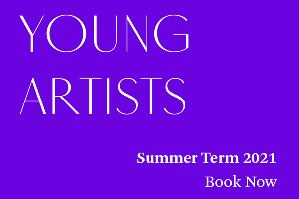 Young Artists Summer Term 2021