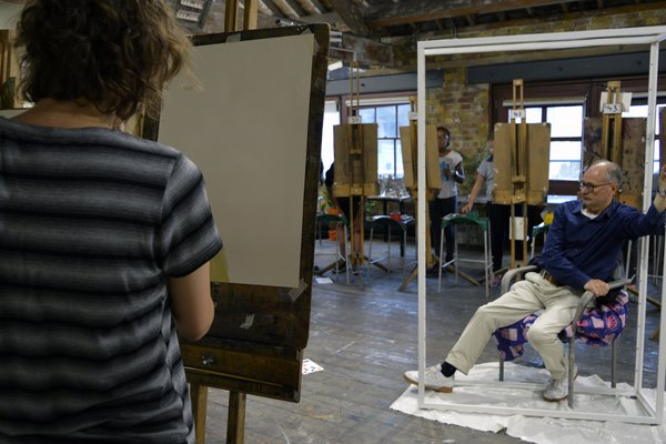 Perspective - Young Artists Easter Course 2021