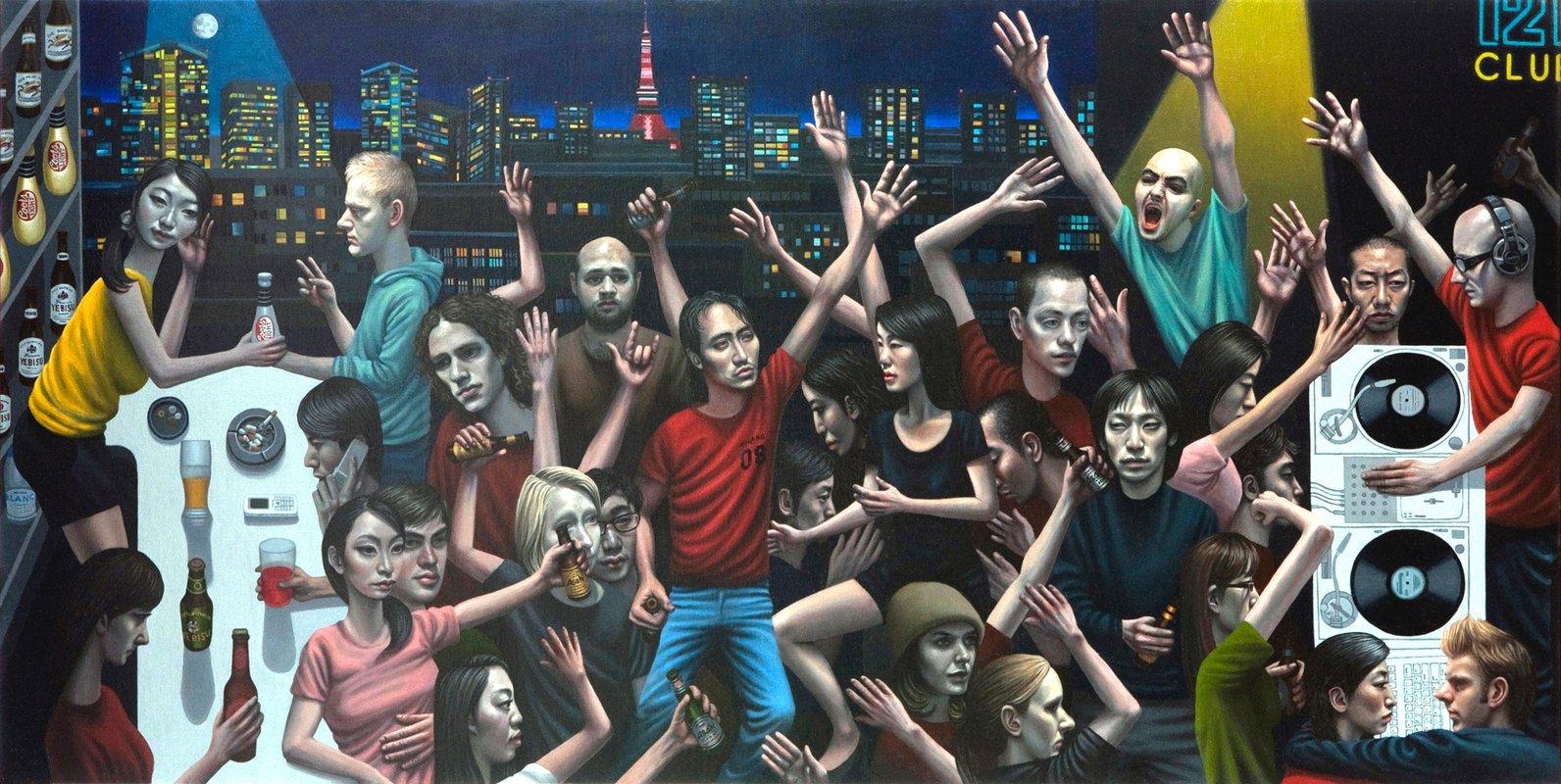 Roppongi Nightclub by Carl Randall<span>Copyright Carl Randall</span>